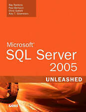USED (GD) Microsoft SQL Server 2005 Unleashed by Ray Rankins