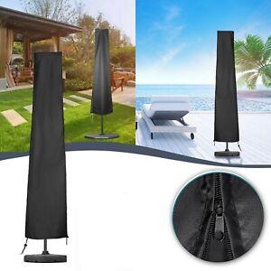 Outdoor Parasol Umbrella Cover Cantilever Patio Shield Waterproof Oxford Cloth