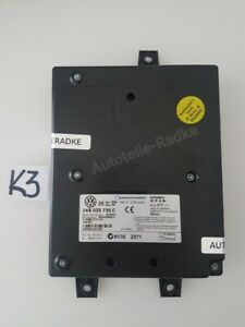 Bluetooth 1K8035730C Steuergerät Interface VW Golf VI (5K1) geprüft Original