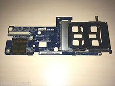 Genuine HP Compaq NC6400 lector de tarjeta de memoria de 418884-001 canastilla PCMCIA probado/en muy buen estado