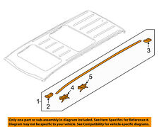 KIA OEM 15-16 Sedona-Roof Molding Trim Left 87230A9000
