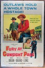 FURY AT GUNSIGHT PASS (1956) 15481