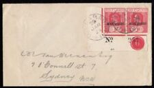 Used Cover Fijian Stamps (Pre-1967)