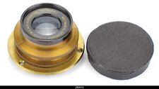 Lens Brass Rietzschel Munchen Weitwinkel Apostigmat  15/120mm Protar
