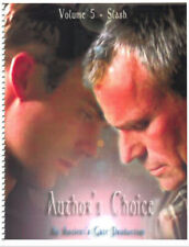 "Stargate Fanzine ""Ancient's Gate 5: Author's Choice"" SLASH"