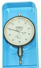 "Fowler #52-528-102 Dial Gage .250""x.001"" Made in Germany!! GREAT DEAL!!!!"