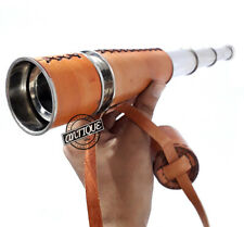 Ein Seemann-Marineteleskop-Glassilberbeschichtungs-Militärgeschenk für Großelter