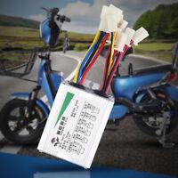 24V 500W E-Bicycle Brosse Vitesse Moteur Contrôleur Kit Pour E-Bike /& Scooter