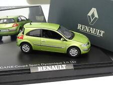 Norev 1/43 - Renault Megane Coupe Sport 2.0 16V Verte