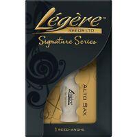 Legere Reeds Signature Series Alto Saxophone Reed 2.5