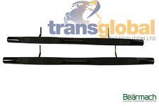 Land Rover Freelander 1 (04-06) Black 75mm Side Bars / Steps - Bearmach