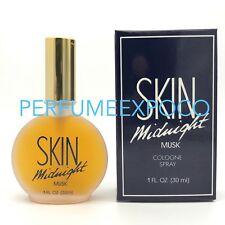 Skin Midnight Musk Cologne by Bonnie Bell 1oz 30ml Spray VINTAGE  (BH19