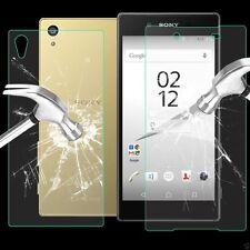 Protection d'écran verre trempé pour Sony Xperia Z5 Premium back & front