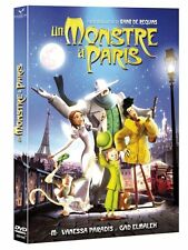 "DVD ""Un monstre à Paris""  NEUF SOUS BLISTER"