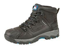 Himalayan 5206 Black Waterproof Safety Boot Steel Toe Cap Size 12
