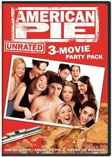 American Pie Party Pack: 3 Movie Collection (DVD 3 disc) NEW