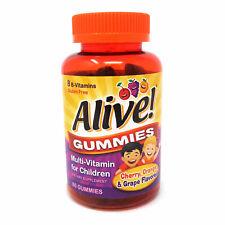 Alive Kids Multi Gummies By Nature's Way - 60 Gummies