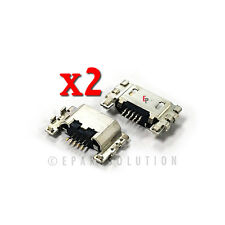 2X Sony Xperia T2 Ultra D5303 D5306 USB Charger Charging Port Dock Connector US