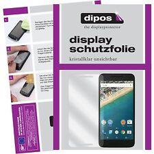 2x LG Google Nexus 5X Film de protection d'écran protecteur cristal clair