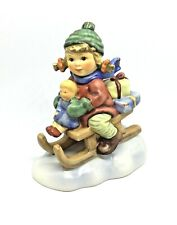 """hummel #2014/2/0 """"christmas delivery"""" 4.25 inch mint!"""