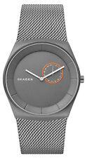 Skagen SKW6416 Havene Grey Dial Grey Titanium Mesh Bracelet Men's Watch