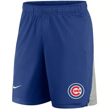 Brand New Nike 2020 Chicago Cubs Team Logo Franchise Training Athletic Shorts