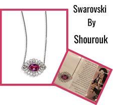 Swarovski By Shourouk Pendant Necklace
