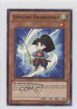 2011 Yu-Gi-Oh! Photon Shockwave #PHSW-EN004 Stinging Swordsman YuGiOh Card 3c7