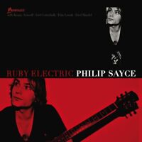 PHILIP SAYCE - RUBY ELECTRIC  VINYL LP NEW!