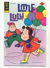 Little Lulu #237    Ice Skating Cover