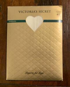 NEW Victoria's Secret Bodyshaper Cream Small Lingerie for Legs