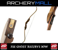 PSE Ghost recurve bow 60in, RH 50LB ILF LIMBS]  REG. PRICE $450