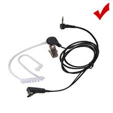 Bodyguard Surveillance Security Earphone Acoustic Tube f Motorola Radio TLKR-T80