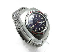 Amphibian Diving Vintage USSR Men luminofore antimagnetic Watch WOSTOK  bracelet