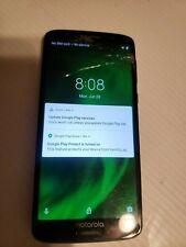 Used Motorola MOTO G6 32GB Unlocked Android Smartphone M390 - Cracked Screen