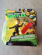 TMNT Teenage Mutant Ninja Turtles Mondo Gecko Pro Skate Boarder MOC