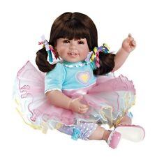 "Adora Toddler Cuddly 20"" Play Doll Sugar Rush Brown Hair & Brown Eyes Ages 6+"