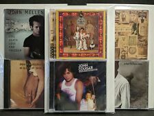 John COUGAR Mellencamp 6 CD Lot-Night, Like New ❤️ land Rock, Americana 🎶 😎