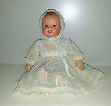 Süße kleine Babypuppe Sonneberger Puppe gemarkt SP 2542/3/0X/1 ca. 30 cm