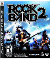 Rock Band 2 Ps3 Playstation 3 T Kids Game