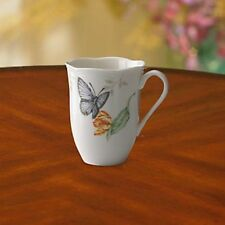 Lenox Butterfly Meadow Blue Butterfly design Mug  NEW  17600