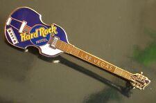 HRC Hard Rock Hotel Las Vegas Hoffner Bass World Greatest Guitars XL FOTO
