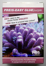 Preis aquaristik Easy Colle Violet 200g corail adhésif 10,95€/ 100 g