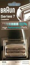 Braun 70S Series 7 Foil & Cutter Pack - SERIES 7, 9000 Pulsonic, 790+