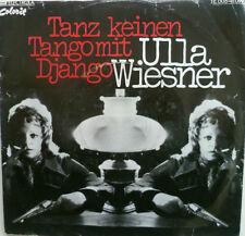 "7"" 1975 ! ULLA WIESNER : Tanz keinen Tango mir Django"