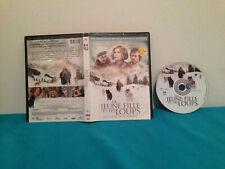 LA jeune fille et les loups   DVD disc  & case RENTAL FRENCH