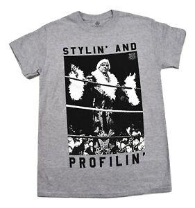 Ric Flair Mens Stylin' And Profilin' Wrestling Shirt New S, M, L, XL, 2XL