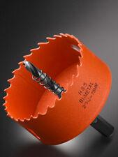 16 mm-250 mm Bimetall-Lochsäge Bohrer Dorn Pilotlochsäge Metall Holz Kunststoff