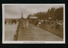More details for kent herne bay band in tower gardens used 1921 rp ppc