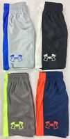 Boy's Youth Under Armour Heatgear Polyester Shorts